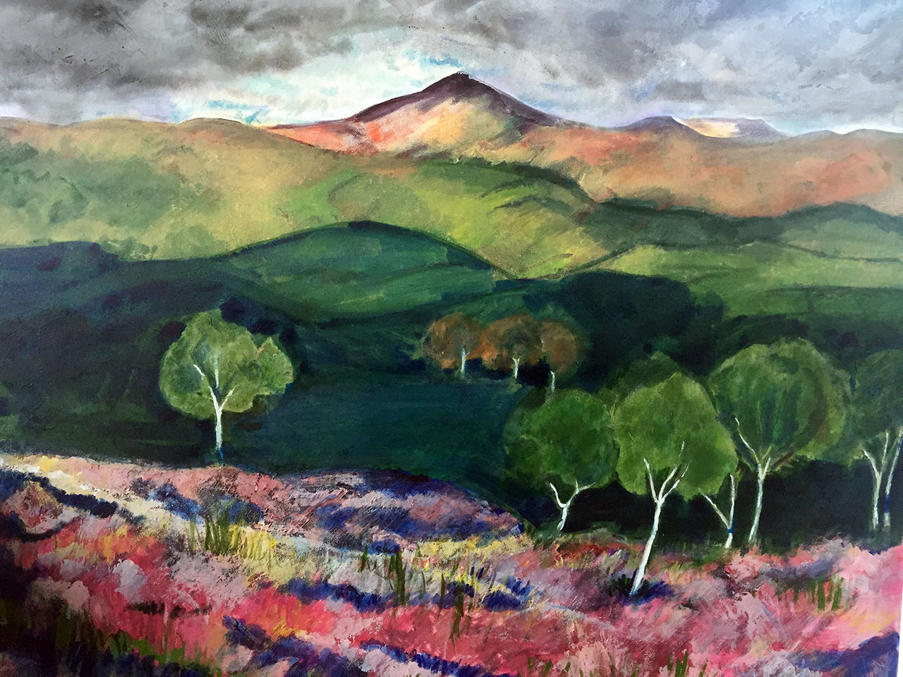 Sam James Fine Art