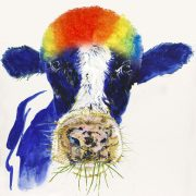 Afro Cow