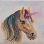 Unicorn. Sam James Fine Art